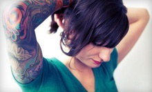 $49 for $120 Worth of Tattoo Services at Future Skin