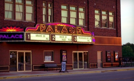 Movie for Two or Four with Popcorn and Drinks at The Waverley Palace Theatre (Up to 54% Off)