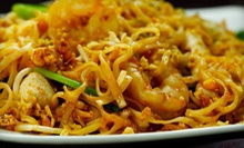 $10 for $20 Worth of Thai Fare and Drinks at Wai Wai Thai Place Express in Overland Park