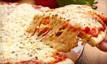 Pizza and Beer for Two or Four at The Pink Magnolia (Up to 60% Off)