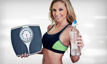 Vibration-Fitness Sessions with Alkaline Water or 10 Gallons of Alkaline Water at Flow Vibration Fitness (Up to 69% Off)
