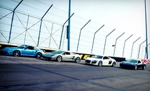 Exotic Supercar Driving Experience on a Real Racetrack for One or Two from Xtreme Xperience (Up to 68% Off)