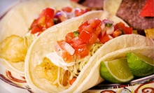 $8 for $16 Worth of Mexican and Tex-Mex Food at Two Amigos