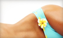 One or Two Brazilian Waxes at Amaci Salon (Up to 57% Off)