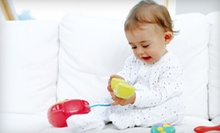 $11 for $22 Worth of Baby Clothes, Nursing Necessities, and Child-Care Accessories at Baby &amp; Beyond 