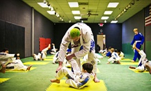 $39 for One Month of Children's Martial-Arts Classes at Comprido Brazilian Jiu-Jitsu Academy ($135 Value)