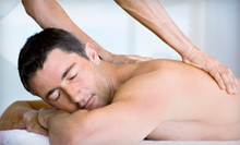 $30 for One 60-Minute Swedish or Deep-Tissue Massage at Soothe Massage Therapy (Up to $75 Value)