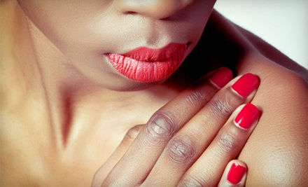One or Three OPI Gel Manicures at O Spa (Up to 62% Off)