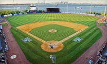 $22 for a Staten Island Yankees Game Package at Richmond County Bank Ballpark (Up to $62 Value). Seven Games Available.