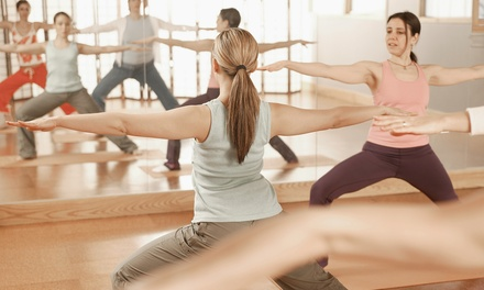 5 or 10 Yoga Classes or One Month of Unlimited Yoga Classes at Inner Strength Studios (Up to 61% Off)