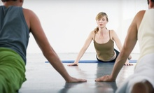 6 or 12 Yoga Classes at West Shore Wellness (Up to 54% Off)