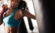10 or 20 Group Fitness Classes at Bad Boy Boxing Gym (Up to 84% Off)