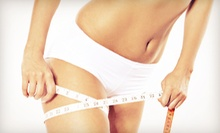 Two or Four Ultrasonic Cellulite-Cavitation Treatments at Shanti Om Spa (Up to 69% Off)
