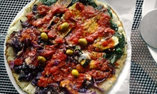 $10 for a Pizza Dinner for Two at N Cuisine (Up to $24 Value)