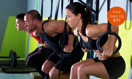 One Month of Unlimited CrossFit Classes for One or Two at CrossFit North Valley (Up to 74% Off)