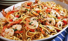Italian Food for Two or Four at Bella Vita Italian Eatery (Half Off)