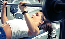 $50 for Four Personal-Training Sessions at The Bar Milton Strength &amp; Conditioning ($156 Value)