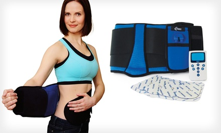 BMR Slendertone Revive Back-Pain-Relief Belt.