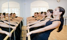 10 or 20 Xtend Barre or Yoga Classes at The Studios at Montecito Heights (61% Off)
