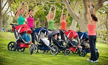 One Month of Unlimited Mommy-Fitness Classes or Five Classes at Stroller Strides of Northern NJ (Up to 61% Off)