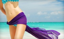 Three or Six Microcurrent LED Body-Sculpting Treatments at Back 2 Perfect Wellness Center (Up to 70% Off)