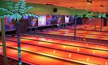 Bowling and Arcade Games for Four at Emerald Lanes (Up to Half Off). Two Options Available.