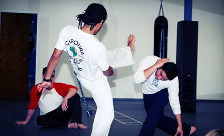 Five or Ten Capoeira Classes at Capoeira Resistencia (Up to 84% Off)