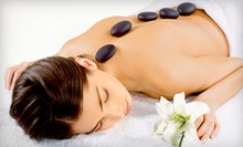 Hot-Stone Massage at My Natural Healthcare Centre (Up to 67% Off). Three Options Available.