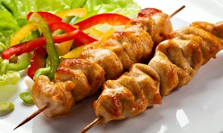 Lebanese Dinner for Two (42% Off)