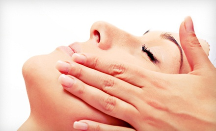 Facial, Crystal Microdermabrasion, or Both at Victoria&#x27;s Esthetics (Up to 55% Off)
