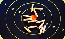 $39 for a One-Hour Rifle-Shooting Session at Olinville Arms Co. ($140 Value)