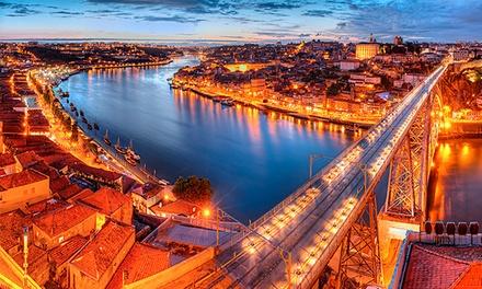 Hotel Beta Porto 4* — Porto: 2 ou 3 noites para dois com pequeno-almoço, jacuzzi, cruzeiro e visita a caves desde 119€