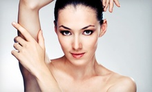Waxing on a Small, Medium, or Large Area at Aesthetic Studio (Up to 65% Off)