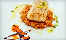 Global-Style Kosher Dinner on Sunday through Thursday for Two or Four at Fresko (Up to 53% Off)