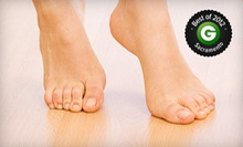 Laser Toenail-Fungus Removal for One Toe, One Foot, or Both Feet at Advanced Care Foot & Ankle (Up to 74% Off)