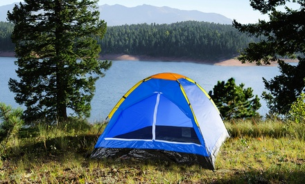 Whetstone Two-Person Tent with Carry Bag