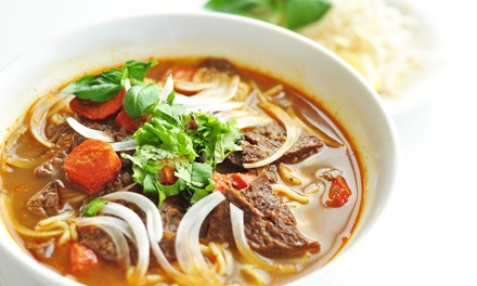 $15 for $25 Worth of Vegan Cuisine for Two or More at Loving Hut Glendale