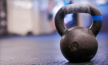 5 or 10 Kettlebell Fitness Classes at Crucible Krav Maga (Up to 74% Off)