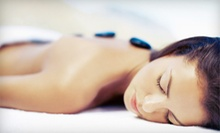 One-Hour Deep-Tissue or Hot-Stone Massage at Body, Back & Balance (Up to 54% Off)