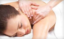 60- or 90-Minute Swedish or Combo Massage from Felicia Harvey LMT at Bill's Scissorhands Salon (Up to 57% Off)