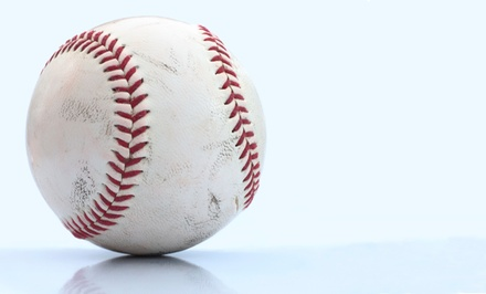 $20 for $40 Worth of Batting-Cage Tokens at Sluggers Batting Cages