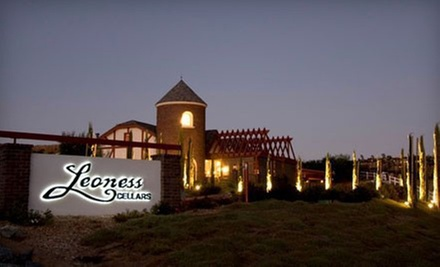 $37 for a Signature Winery Tour and Wine Tasting for One at Leoness Cellars in Temecula ($75 Value)