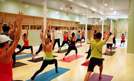 $45 for 10 Classes at YogaHop ($150 Value)
