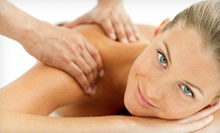 One or Three 60- or 90-Minute Swedish or Deep-Tissue Massages at Peaceful Mind Massage Therapy (Up to 55% Off)