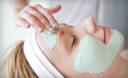 One or Three Aromatherapy or Organic Facials at Nail Lux (Up to 61% Off)