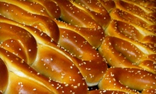 Rivet Tray, or Pretzels and Other Treats at Philly Pretzel Factory Allentown (Half Off)