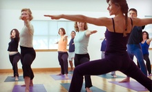 Five Kundalini Yoga Classes or One Month of Kundalini Yoga Classes at Wahe Guru Yoga (Up to 68% Off)
