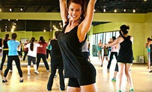 5 or 10 Cardio Dance Classes at Moore Dancing (Up to 63% Off)