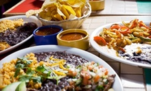 Mexican and South American Cuisine for Two or Four at Carlos Cantina & Grill (Up to 53% Off)