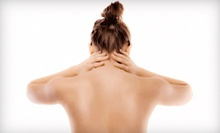 Three or Five Spinal-Decompression Treatments with Optional Massages at De La Fe Chiropractic (Up to 83% Off)